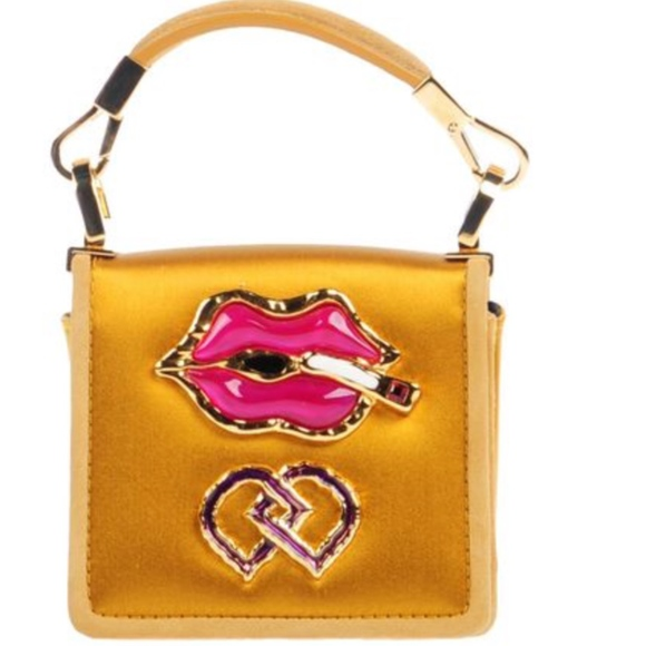 DSQUARED Handbags - DSQUARED2 LIPS MINI  Handbag NWT